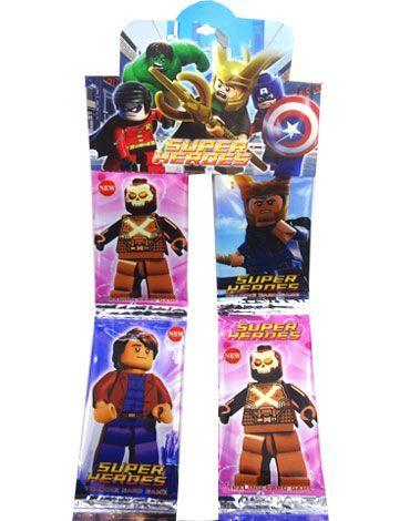 6 Tiras de Super Heroes