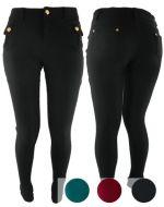 Pantalón Elásticado x4 unds. Tallas : M - L - XL