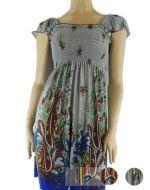 Mini vestido de Lycra x3 unds. Tallas: L al 2XL