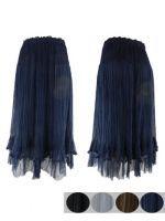 Faldas de Gasa x4 unds. Tallas:Standar