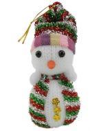 Muñeco de Nieve x6 Unds.
