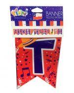 Bandera Tiki Tiki  x 4  Unds.