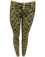 Pantalon Elasticado x 4 unds. Tallas : 36 al 46