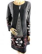 Vestidos de Lanilla  Forrada x3 unds. Tallas: XL