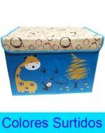 Caja Multiuso x4 unds. Medidas: 39x26x25 cm