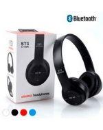 Audífonos  Bluetooth ST3 x 3 Unds.