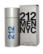 Perfume 212 Men x 1 Und. Medida: 212 ml.