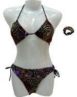 Traje de Baño 2 Piezas Bikini x 12 Unds. Talla: S - M - L - XL