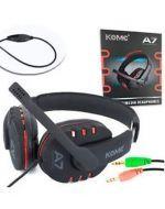 Audífonos Gamer KOMC A7 x 3 Unds.