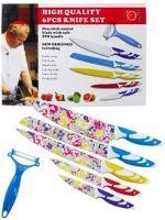 5 Cuchillos de Cocina x1 Set