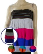 Faldas - Strapless de Algodón x4 unds. Tallas: Standar