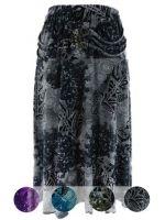 Faldas Lycra x3 unds. Talla: L - XL