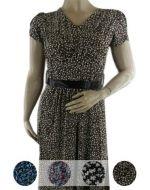 Vestidos de Lycra x3 unds. Tallas: 3XL - 4XL