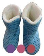 Botines de Niña Polar  x12 und. Talla: 22 al 29