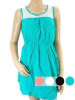 Mini Vestido De Gasa x4 und. Talla: M/L - XL/XXL