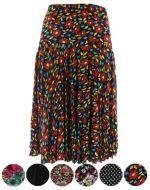 Faldas de Lycra x12 unds. Tallas:Standar