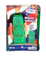 Delantal Futbolero x 3 Unds.