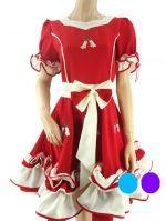 Vestido Huasa x3 und. Talla: S - M - L