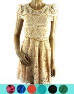 Vestido de Mujer x4 unds. Talla: S/M - L/XL