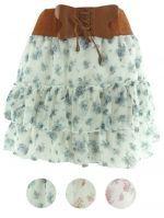Mini Falda x 4 und : Talla: M - L