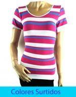 Camiseta Reductora x 12 und  Talla: Estandar