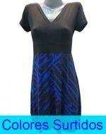Vestido con Diseño x3 unds. Tallas: Standar
