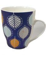 Taza de ceramica  8 x 8 x 10 cm x 12 und.