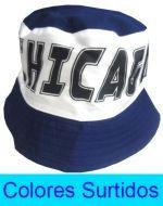 Sombrero Pescador Unisex x 12 Unds. Medida: 58 Diámetro