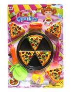 Set de Pizza x4 Set. Medida: 45.5x31.5 cm
