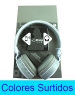 Audífono Radio Lector de Memoria MP3 x3 Unds