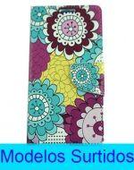 Flip Cover con Diseño Samsung i9080 x6 Unds.