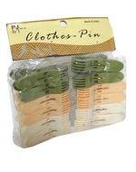 Set de Ganchos Plastico x12 Set