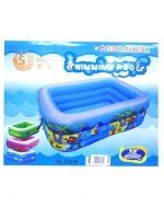 Piscina Inflable x 1 Unids.  Medidas : 150 x 1000 x 45 cm aprox.