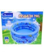 Piscina Inflable x 3 Unids.  Medidas : 120 cm aprox.(48)