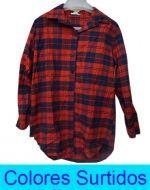 Camisa Cuadrille Dama  x12 unds Talla: M/L - L/XL