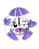 Reloj Despertador 13x10 cm Aprox. x4 unds