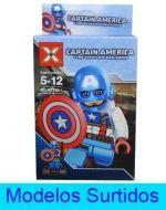 Lego de Capitán América   x 8 Unds.