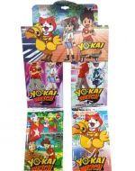 6 Tiras de Yo-Kai