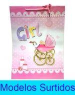 Bolsa de Regalo Baby Shower x12 Unds Medida: 44x32 cm Aprox.