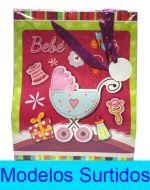 Bolsa de Regalo Baby Shower x12 Unds Medida: 26x32 cm Aprox.