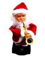 Viejo Pascuero Saxofonista x4 unds.