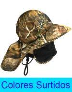 Sombrero Legionario con Malla   x 6 Unds. Medida: Standar