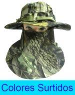 Sombrero de Hombre x 6 Unds. Medida: 58 Diámetro