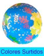 Pelota Plastica para Niña x12 Unds  Medidas:35 cm