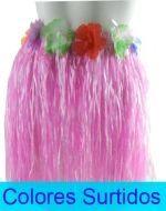 Falda Flores Pascuense con Elastico  x 6 unds Talla: 60 x 38 cm Aprox.