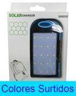 Cargador Solar x3 Und. Medida: 14x8