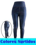 Calza Elasticada x 4 unds Tallas: M a XL