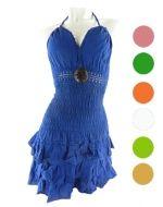 Vestido Bambula - Picara x 3 unds. Tallas: Standar