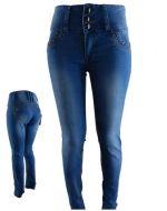 Pantalon Jeans x6 unds. Tallas: 36 al 46