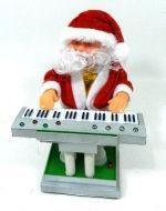 Viejo Pascuero Musical x4 Unids.